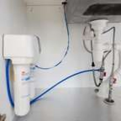 3M DWS2500T-CN Water Filter System