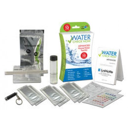 WATEROAM Water Test Kit (Basic, Advance, Coliform)