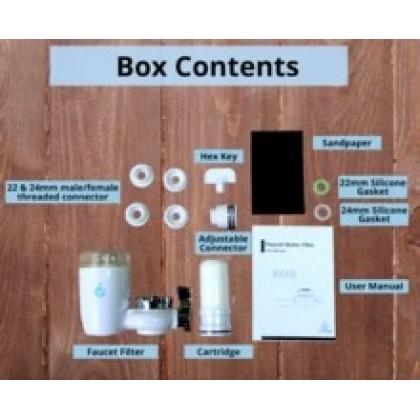WATEROAM Home Series: Faucet Filter (SG1A)