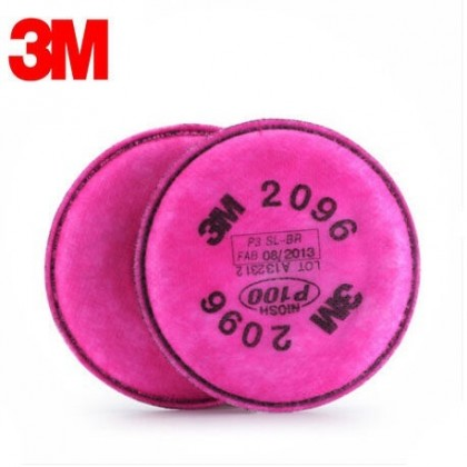 3M™ 2096 Particulate Filter P100 (1 pairs)