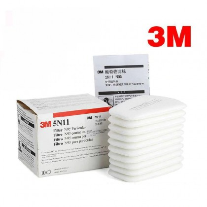 3M™ 5N11 N95 Particulate Filter (10pcs)