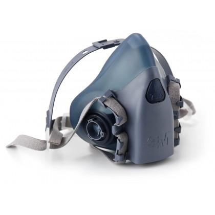 3M™ 6502QL Reusable Half Face Mask (M)