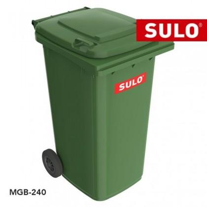 SULO Wheeled Garbage Bin - 240L